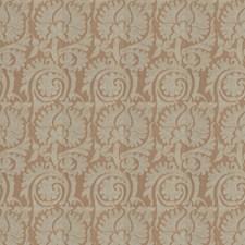 Glimmering Lagoon Jacquard Pattern Decorator Fabric by Fabricut