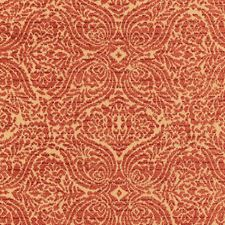 Terracotta Decorator Fabric by Schumacher