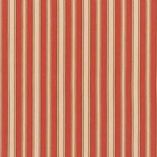 Brick Stripes Decorator Fabric by Schumacher