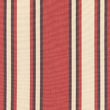 Red/Java Decorator Fabric by Schumacher