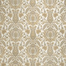 Moonstone Floral Decorator Fabric by Stroheim