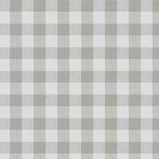 Dove Check Decorator Fabric by Stroheim
