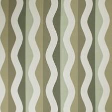 Jadeite Geometric Decorator Fabric by Stroheim
