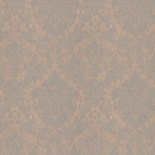 Faded Patina Damask Decorator Fabric by Vervain