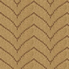 Copper Flamestitch Decorator Fabric by Fabricut