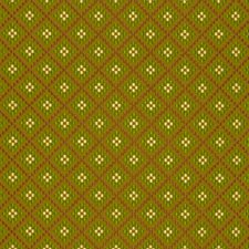 Chartreuse/Leaf Decorator Fabric by Schumacher