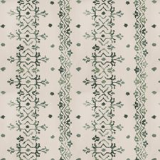 Seaglass Embroidery Decorator Fabric by Vervain