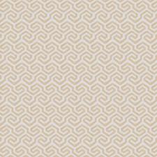 Gold Lattice Decorator Fabric by Fabricut