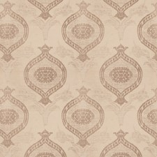 Alabaster Damask Decorator Fabric by Vervain