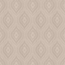 Silver Medallion Decorator Fabric by Trend
