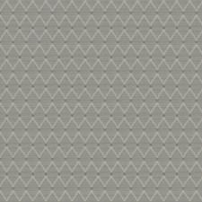Pewter Diamond Decorator Fabric by Trend