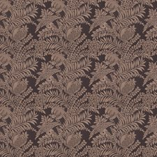 Mulberry Floral Decorator Fabric by Stroheim