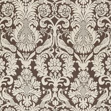 Sable Brown Decorator Fabric by F Schumacher