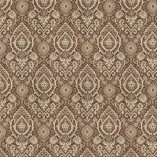 Plum Global Decorator Fabric by Trend