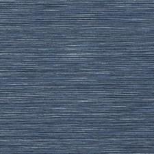 Indigo Texture Plain Decorator Fabric by Fabricut