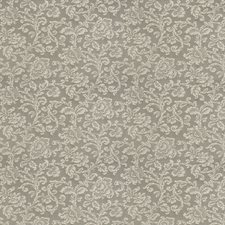 Cindersmoke Floral Decorator Fabric by Fabricut