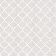 Snowflake Embroidery Decorator Fabric by Trend