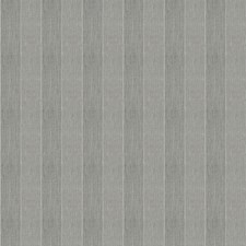 Grey Stripes Decorator Fabric by Trend