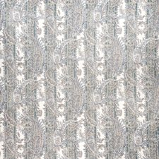 Bluestone Floral Decorator Fabric by Trend