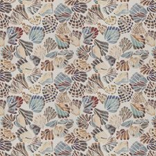Humming Print Pattern Decorator Fabric by S. Harris