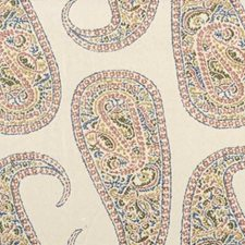 Rattan Paisley Decorator Fabric by B. Berger