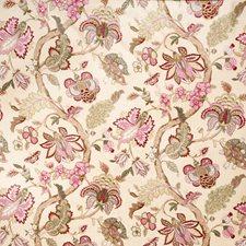 Hydrangea Jacobean Decorator Fabric by Trend