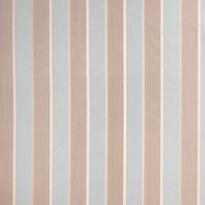 Robins Egg Stripes Decorator Fabric by Trend