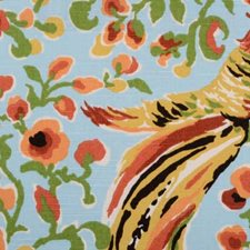 Light Blue Decorator Fabric by B. Berger