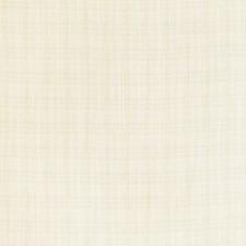 Cream Check Decorator Fabric by Trend