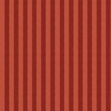 Paprika Stripes Decorator Fabric by Trend