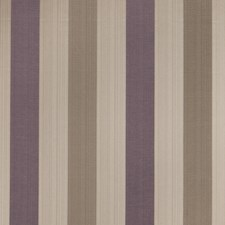 Amethyst Stripes Decorator Fabric by Trend