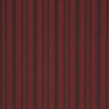 Claret Stripes Decorator Fabric by Trend