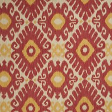 Punch Flamestitch Decorator Fabric by Trend
