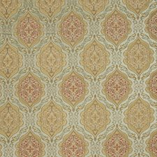 Mist Damask Decorator Fabric by Trend