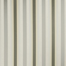 Dove Gray Stripes Decorator Fabric by Trend
