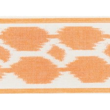 Orange Trim by Schumacher