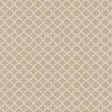Natural Lattice Decorator Fabric by Fabricut
