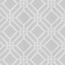 Snow Sparkle Lattice Decorator Fabric by Fabricut