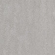 Silver Animal Decorator Fabric by Trend