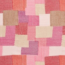 Pink/Red Decorator Fabric by Schumacher