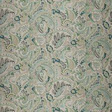 Aloe Paisley Decorator Fabric by Trend