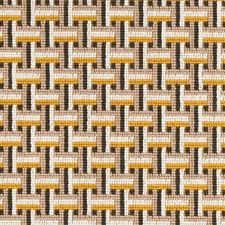 Ochre Decorator Fabric by Schumacher