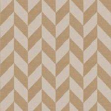 Honey Chevron Decorator Fabric by Fabricut