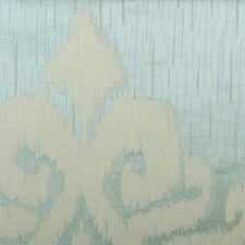 Seafoam Damask Decorator Fabric by Highland Court