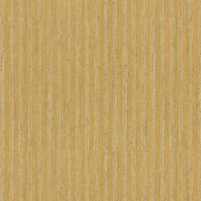 Gold Stripes Decorator Fabric by Brunschwig & Fils