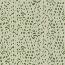Green Animal Skins Decorator Fabric by Brunschwig & Fils