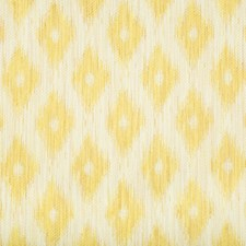 Canary Diamond Decorator Fabric by Brunschwig & Fils