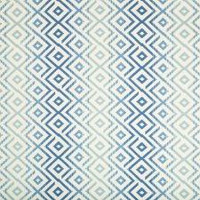 Marine Diamond Decorator Fabric by Brunschwig & Fils