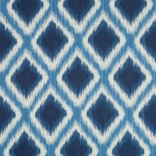 Marine Diamond Decorator Fabric by Brunschwig & Fils