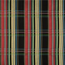 Onyx Plaid Decorator Fabric by Brunschwig & Fils